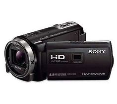 Sony HDR-PJ430V HD 30X Optical Zoom Camcorder with Projector