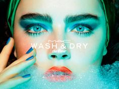 MAC - Wash & Dry - Miles Aldridge - Advertising - Miles Aldridge - 2b Management
