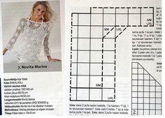 1 Gráfico…4 Modelos diferentes   Mi Rincon de Crochet