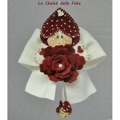 """Rosetta La Folletta """"Bordeaux"""" - Lo Chalet delle Fate"""