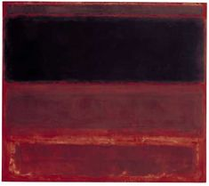 Mark Rothko, Four Darks in Red (1958). The Rothko exhibition, 2009 was the first time Rothko's permanent collection of works on display at the Tate was reunited with works from Japan. It focused on Rothko's later periods, including the black on grey paintings created towards the end of his life.