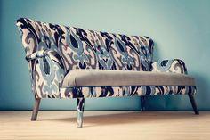 IKAT 3-Sitzer Sofa von namedesignstudio auf Etsy
