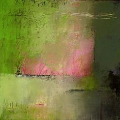 """Irma Cerese, """"Easton #23"""" acrylic on canvas  12""""x12"""" 