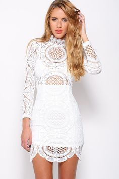 Women Outfits For Love And Lemons Bodycon Dress Sexy Club Party Dress