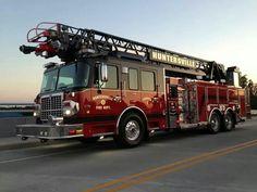 Huntersville Fire Department