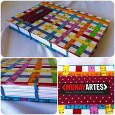 Caderno Centímetros Color - Copta Etíope  www.munayartes.com