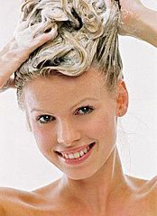 How to Wash Your Hair Properly -I need to try this.
