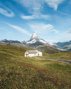 Dreaming on an alpine cabin with a view. After All This Time, All About Time, How Lucky Am I, See You Again, Zermatt, Switzerland, My Heart, Beats, Cabin