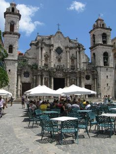 Cuba, Plaza, Havana