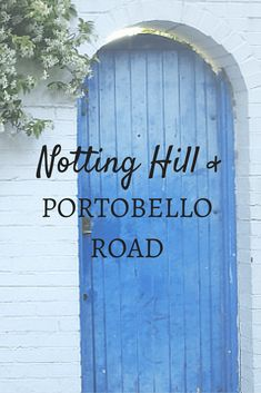Things to do in London: A globetrotters' guide to getting blissfully lost in the backstreets of Notting Hill and Portobello Road Market. Notting Hill and the Portobello Road Market have to be two of my favourite places to visit when I'm in London. London Tours, London Travel, Portobello, Places To Travel, Places To Visit, Notting Hill London, European Vacation, Italy Vacation, Things To Do In London