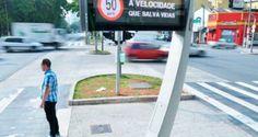 SP cai 51 posições em ranking mundial de congestionamento - Infotau Vale