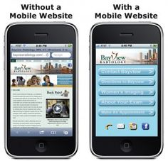 5 Reasons Why You Need a Mobile Website