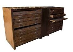 Furniture,Antique Horizontal Wooden Lateral File Cabinet Design ...