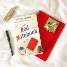 The Red Notebook by Antoine Laurain 31 Of The Most Heartwarming Books You'll Ever Read Reading Lists, Book Lists, Reading Nook, The Time Traveler's Wife, A Man Called Ove, Books To Read, My Books, French Romance, The Book Thief