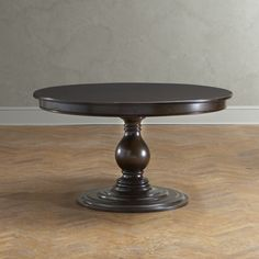 Carlisle Round Extending Dining Table
