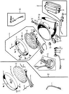 honda dream 305 c76 c77 c78 ca77 cb77 cl77 l r fuel tank emblem gas Honda CL450 honda cl77 scrambler 305 1965 speedometer headlight bination