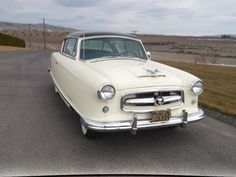 Nash : Country Club Hardtop Coupe Two Door Hardtop Coupe