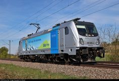 RailPictures.Net Photo: 187 005 BLS Lotschbergbahn Bombardier Traxx F160 AC3 LM at Buggingen, Germany by Urs Diener