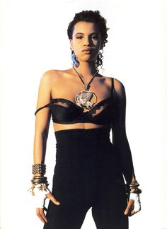 Neneh Cherry by Jean-Baptiste Mondino,1988. I thought she was the coolest thing ever when I was 14.