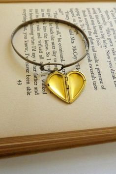 Shop for on Etsy, the place to express your creativity through the buying and selling of handmade and vintage goods. Bff Bracelets, Best Friend Bracelets, Bangles, Mother Daughter Bracelets, Heart Locket, Unique Jewelry, Handmade Gifts, Etsy, Bracelets