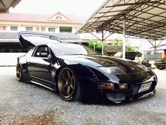 Nissan 300 zx Whith large kit