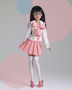 "A Touch of Anime Agatha Primrose Doll by Tonner Doll Company. 2016 West Coast extra purchase doll. She uses the 13"" doll body."