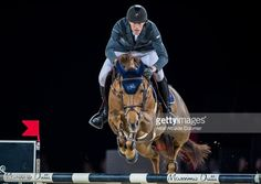 HONG KONG - FEBRUARY 20: Kevin Staut of France rides Ayade de... #septon: HONG KONG - FEBRUARY 20: Kevin Staut of France rides… #septon