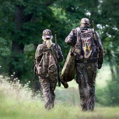 Love is sharing the same passion. #hunting