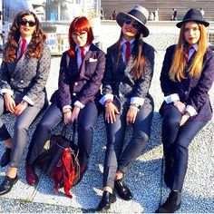 instagram pitti uomo fw 2015 2016 ladies #cristelisabelmarcon