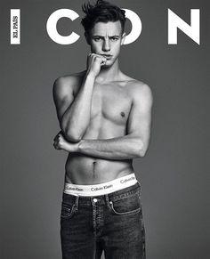 Male Fashion Trends: Cameron Dallas posa en tres portadas para el número de octubre de ICON El País