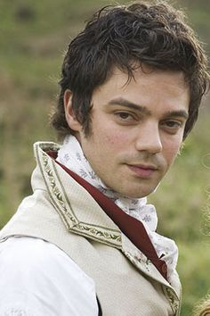 Dominic Cooper as Willoughby (Sense and Sensibility 2008)