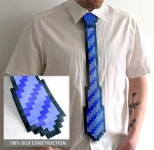 8 bit tie!