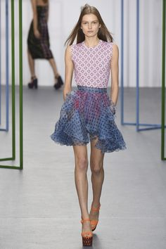 Holly Fulton Spring 2016 Ready-to-Wear Collection Photos - Vogue   http://www.vogue.com/fashion-shows/spring-2016-ready-to-wear/holly-fulton/slideshow/collection#25