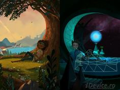 Broken Age – un adventure game inedit pentru iPhone si iPad