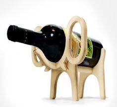 Crazy Animal Wine Holders