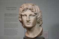 What's So Great About Alexander the Great?: British Museum Marble Head of…
