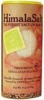 Himala Salt Primordial Himalayan Sea Salt, Fine Grain Shaker, 6 Ounce - http://spicegrinder.biz/himala-salt-primordial-himalayan-sea-salt-fine-grain-shaker-6-ounce/