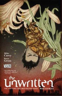 The tenth volume of the critically-acclaimed new series from the Eisner-nominated creative team, Mike Carey and Peter Gross is the perfect jumping on point, as Tom Taylor is stranded at the beginning of all creation!   Lost in the unwritten scenes of all the world's stories, Tom Taylor is headed back to reality -- and all the gods and beasts and monsters ever imagined can't stop him. But there's a toll on the road that may be too high for him or anyone to pay...