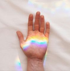 Rainbow aesthetics