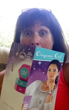 Oh my GOSH!!!! 72 pages of OWLsome!!!!  Do you have your Take out menu yet???  www.karenhohman.origamiowl.com