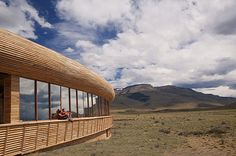 Faith is Torment | Art and Design Blog: Tierra Patagonia Hotel by Cazu Zegers Arquitectura
