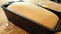 Sourdough Sandwich Bread Recipe, Soft Sourdough Bread, No Yeast Bread, No Rise Bread, Sourdough Recipes, Bread Recipes, Cast Iron Bread, Cast Iron Cooking, Bread Recipe Using All Purpose Flour