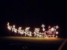 oglebay park christmas festival of lights west virginia santa festival of light festival - Oglebay Park Christmas Lights