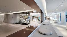 interior design, office, showroom, gate, graphic Showroom, Gate, Bathtub, Interior Design, Standing Bath, Nest Design, Bathtubs, Portal, Home Interior Design