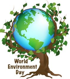 World Environment Day is celebrated every year on June 5 to raise global awareness of the need to take positive environmental action. Save Environment, World Environment Day, World Nature Day, Les Beatles, Save Our Earth, Save Nature, Banner Images, Earth Day, Planet Earth