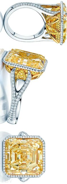 COmpletely unrealistic for me but amazing. Love the yellow diamonds and the different band but not too keen on the small yellow underneath