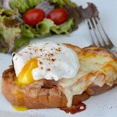 Chef Johns Monte Cristo Benedict - Allrecipes.com