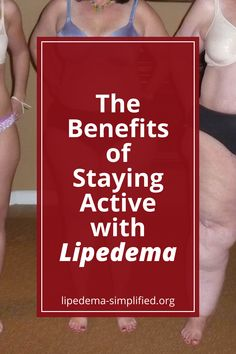 The best exercises for lipedema are of low impact because they are not too strenuous. Learn what are the benefits of staying active with #lipedema. Stay Active, Resistance Band Exercises, Lymphatic System, Rebounding, Benefit, Learning, Life, Studying, Teaching