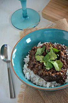 20 Minute Cuban Style Black Beans Recipe
