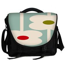 Belkin Orla Kiely Abacus Design Custom Laptop Bag